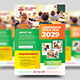 Junior School Admission Flyer - GraphicRiver Item for Sale