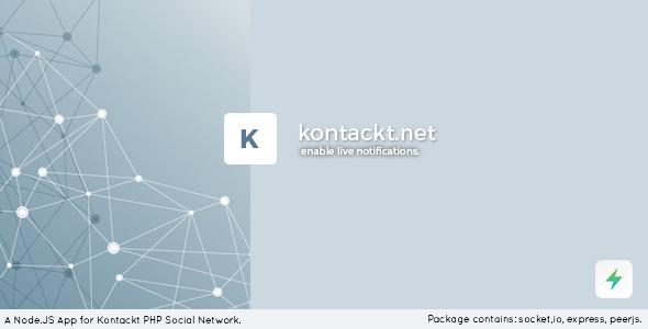 Kontackt - Real Time Application