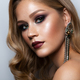 Glamour portrait of beautiful girl model with makeup and romantic hairstyle - PhotoDune Item for Sale