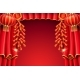 Lanterns and Curtain - GraphicRiver Item for Sale
