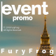 Event Promo Intro - VideoHive Item for Sale