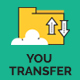 YouTransfer - Cloud based File Sharing Script