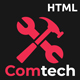 ComTech - Computer & Repair Shop Business HTML Template - ThemeForest Item for Sale