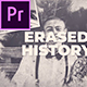 Erased History - VideoHive Item for Sale