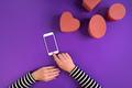 Smartphone mock up screen - PhotoDune Item for Sale