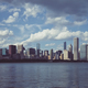 Panoramic view of skyline in Chicago - PhotoDune Item for Sale