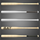 Baseball Bat - 3DOcean Item for Sale