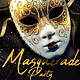 Masquerade Mardi Gras Flyer - GraphicRiver Item for Sale