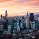 San Francisco Skyline at Sunrise - PhotoDune Item for Sale