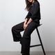 elegant brunette on chair - PhotoDune Item for Sale