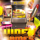 Video Games Event Flyer - GraphicRiver Item for Sale
