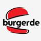 Burger Logo Template / Burgerde - GraphicRiver Item for Sale