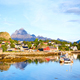 Fishing village in Lofoten - PhotoDune Item for Sale