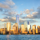 Manhattan skyline at sunset - PhotoDune Item for Sale