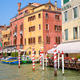 Old houses on Grand Canal in Venice - PhotoDune Item for Sale
