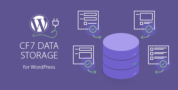Contact Form CF7 Data Storage - CodeCanyon Item for Sale