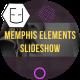 Memphis Elements Slideshow - VideoHive Item for Sale