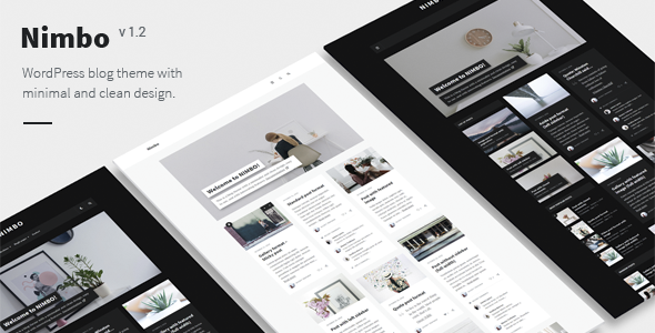 Nimbo - Personal WordPress Blog Theme - Personal Blog / Magazine