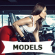 Models Photoshop Actions - GraphicRiver Item for Sale