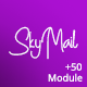 Sky Mail - Multipurpose Responsive - ThemeForest Item for Sale