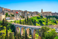 Gravina in Puglia ancient town, bridge and canyon. Apulia, Italy - PhotoDune Item for Sale