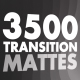 Ultimate Transition Mattes Pack - VideoHive Item for Sale