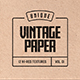 12 Vintage Paper Textures - GraphicRiver Item for Sale