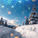 Fantastic winter landscape - PhotoDune Item for Sale
