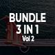 Bundle 3 in 1 Keynote Template Vol 2 - GraphicRiver Item for Sale