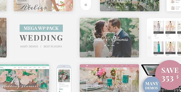 Wedding Industry - Wedding Multipurpose Couple WP - Wedding WordPress