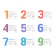 Numbers - GraphicRiver Item for Sale