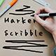 Marker Scribble