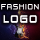 Fashion Rock Logo with Stylish Claps