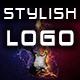 Stylish Claps Downer Logo