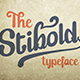 Stibold - GraphicRiver Item for Sale