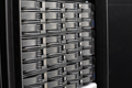 Hard Drives Stack In SAN At Datacenter - PhotoDune Item for Sale