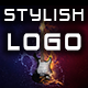 Fashion Stylish Logo with Claps Stomps and Brass