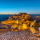Sunrise at Ragusa Ibla in Sicily - PhotoDune Item for Sale