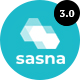 Sasna - Multipurpose Business HTML Template + RTL - ThemeForest Item for Sale