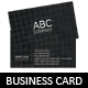 Dark Grungy Business Card - GraphicRiver Item for Sale