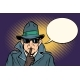 Spy Shhh Gesture Man Silence Secret - GraphicRiver Item for Sale