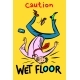 Caution Wet Floor - GraphicRiver Item for Sale