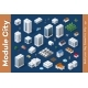 Set of Isometric City - GraphicRiver Item for Sale