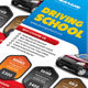 Driving School - GraphicRiver Item for Sale