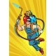 Welder Professional Worker Superhero with Gas - GraphicRiver Item for Sale