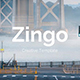 Zingo Creative Powerpoint Template - GraphicRiver Item for Sale