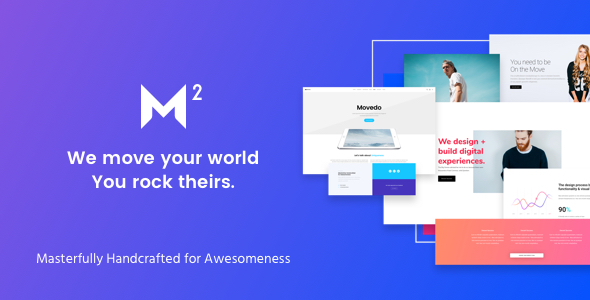 Movedo - We DO MOVE Your World - Creative WordPress