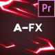 AFX Pack 5: Sharp Energy - Premier Pro Version - VideoHive Item for Sale