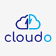 Cloud Storage Logo Temlate - Cloudo - GraphicRiver Item for Sale