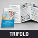 Medical Healthcare Trifold Brochure v1 - GraphicRiver Item for Sale